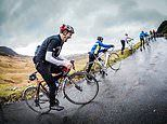 The joy - and agony - of completing the toughest cycle ride in Britain, the Fred Whitton Challenge