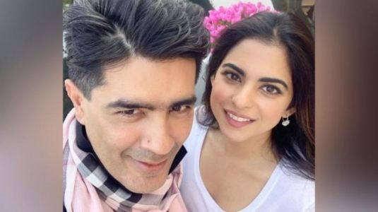 Manish Malhotra gets the Ambanis as Sabyasachi designs the stars