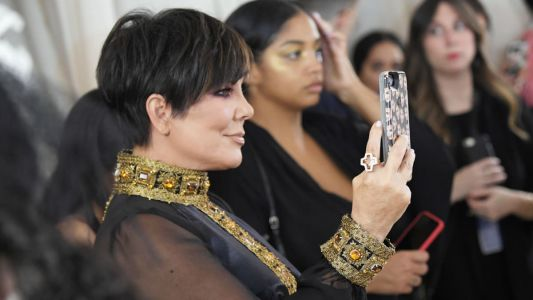 Kris Jenner 'Hacked' the Kylie Cosmetics Instagram to Tease Her Mother's Day Collection