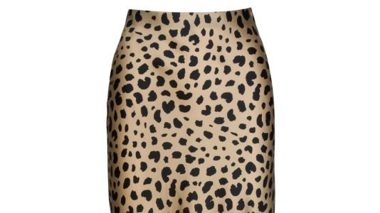 The Leopard-Print Skirt Maria Hopes to Own When It's Finally Not Sold Out