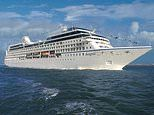 Global Oceania Cruises voyage lasting half a year and costing £38,000 a person sells out in ONE DAY