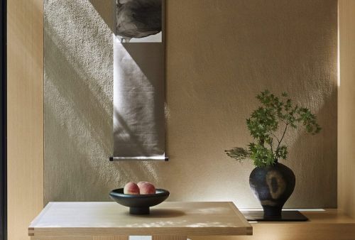 Aman Kyoto, set to open in November this year in an enchanting garden