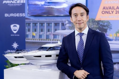 Interview with Vrit Yongsakul, Group MD, Boat Lagoon Yachting