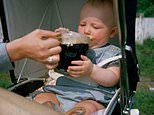 Nostalgic photos in book When We Were Young show family life in Britain between the 40s and 70s