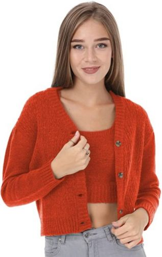 Sweater Sets Are The Fall Trend Beloved By Grandmas & Influencers Alike