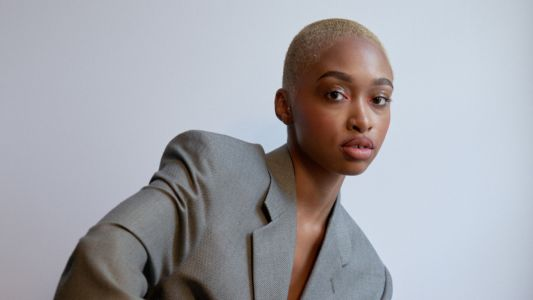 Meet Andrea Valle, the Philadelphia Singer Who Made Her New York Fashion Week Modeling Debut