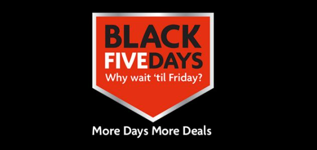 Morrisons Black 5 days: The best of the Black Friday bargains