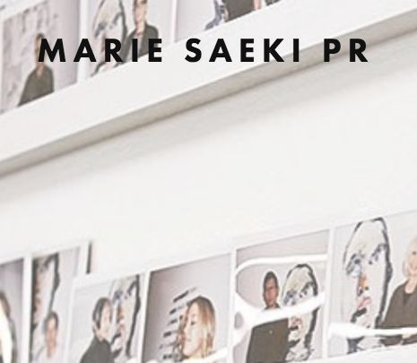 Marie Saeki PR IS Hiring An Entry-Level PR Coordinator In New York, NY