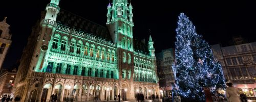 Brussels Christmas markets by Eurostar