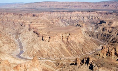 That's deep: 8 'grand' canyons from around the world