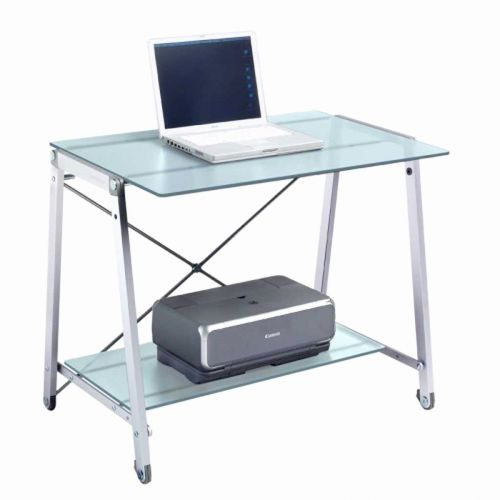 30 Luxury Glass Desk with Shelves Images