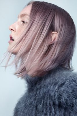 A guide to temporary hair dye. Photo by Benjamin Lennox, styled