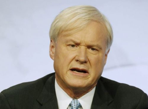 MSNBC's Chris Matthews joked about his 'Bill Cosby Pill' before interviewing Hillary Clinton