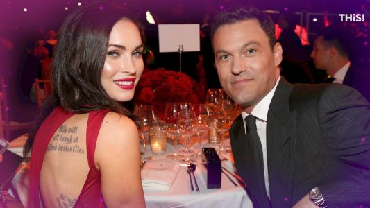 Brian Austin Green on how he found out Machine Gun Kelly and Megan Fox were dating