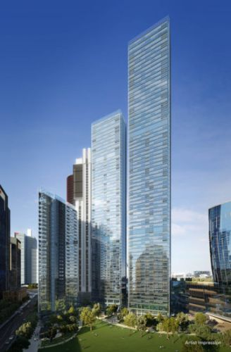 Sydney's Property Gems - One Sydney Harbour and Crown Residences at One Barangaroo