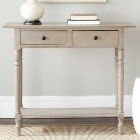 49 Inspirational Console Table with Drawers and Shelves Pics