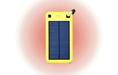 The Solar Battery Pack That Can Survive Every Outdoor Adventure