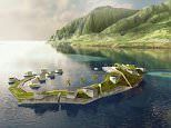 World's first floating nation with its own government and cryptocurrency to launch by 2022