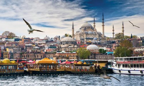 Talking Turkey: 7 extraordinary adventures in the land where east meets west