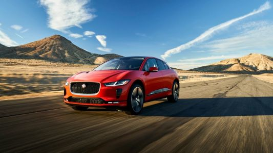 Supercharged: The Jaguar I-Pace will be India's first luxury hybrid by 2020