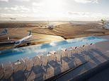 First look at the rooftop infinity pool at the hotly anticipated $265m TWA Hotel at JFK Airport