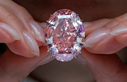 Pink Diamonds - Are A Cut Above The Rest