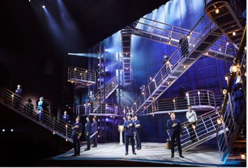 Sail on, 'Titanic' - from Arlington, Va. to Seoul to. Broadway?