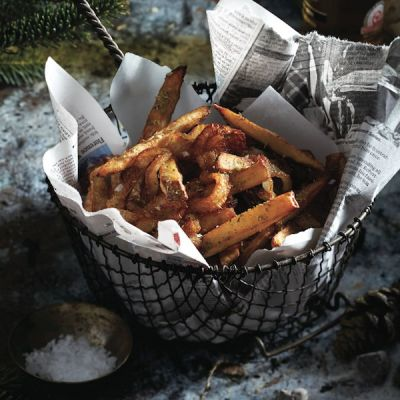 10 ways with homemade french fries