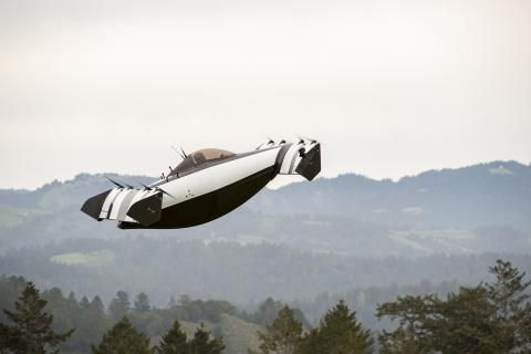 Video: Meet BlackFly, the first Canadian-qualified single-seat Personal Aerial Vehicle