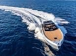 Is this the world's most luxurious speedboat? Behold the Mazu Yachts 52