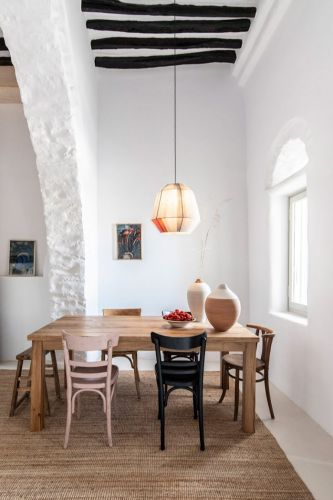 A Greek Summer Home on Tinos