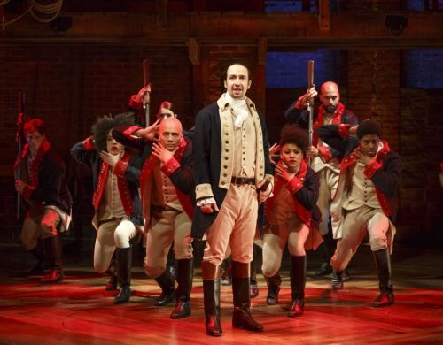 You can get tickets for 'Hamilton' at the Kennedy Center as early as Feb. 28
