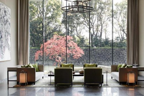 Japan Travel Guide: the 10 best hotels in Tokyo