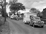 100 years of Britain's caravan love affair