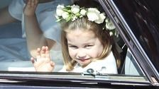 Princess Charlotte Has To Sit At The Kids' Table Until She Learns This Skill