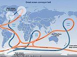 Climate change has weakened the Gulf Stream System 'close to tipping point'