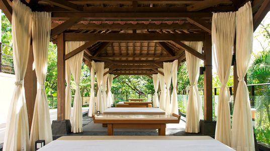 10 Spas for A New Year Renewal