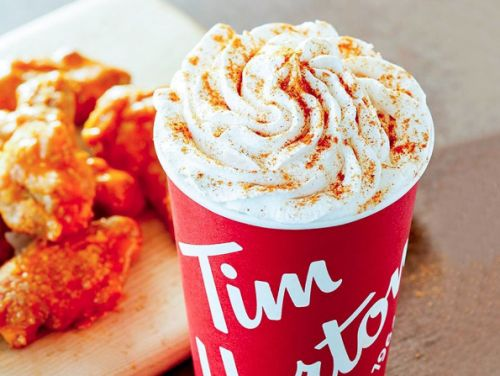 Buffalo sauce lattes are now a thing for some unknown reason