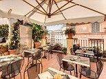 Rome's best hotels near the Trevi Fountain