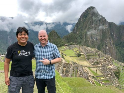 A Machu Picchu Tour with G Adventures