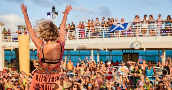 Top 5 Reasons to Book the Zumba® Cruise TODAY