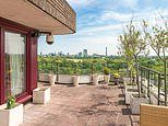Penthouse with NINE bedrooms over THREE floors costs £10m