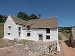 500-year-old Monmouthshire farmhouse is converted at a cost of £4m into a rental by Landmark Trust