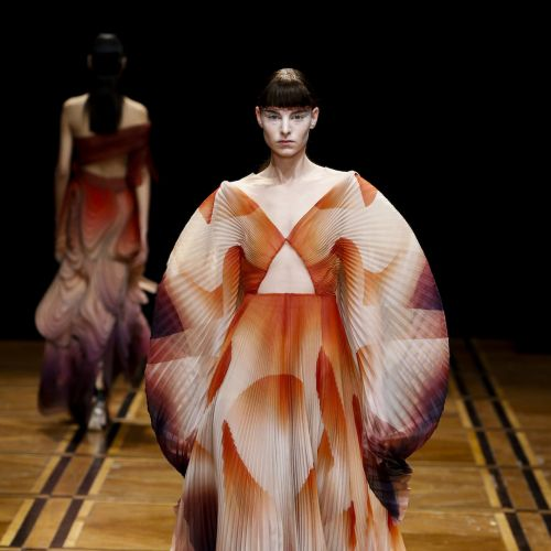 "The mythological dreamscape of Iris van Herpen's ""Shift Souls"" collection"
