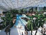 British are paying up to £1,400 more to stay at Centerparcs in UK