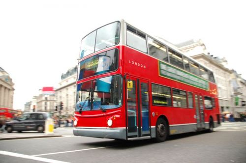 London's red buses are now powered by coffee, just like the rest of us