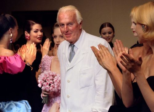 What Givenchy knew before the rest of us about the power of a little black dress