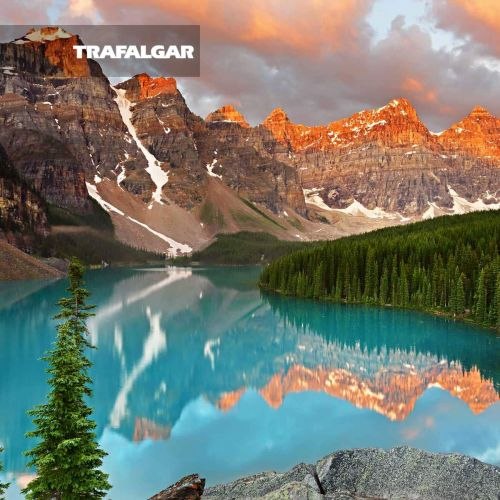 Canadas Rockies With Calgary Stampede Summer 2018