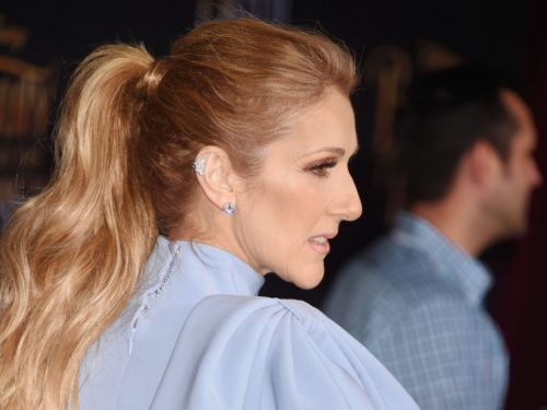 Céline Dion Got Bangs! A Look At Her New Style