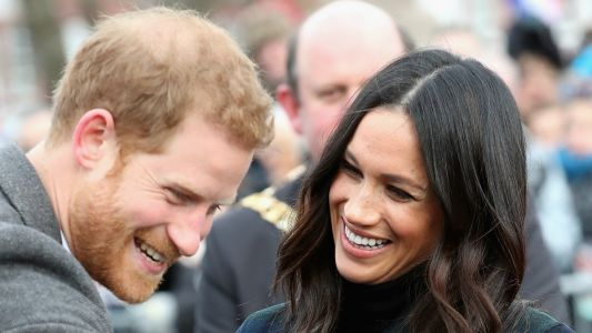 You Can Buy a Perfume That Smells Like Prince Harry and Meghan Markle's Wedding
